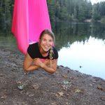 Porträt Fitnesstrainerin Sarah Rodemer