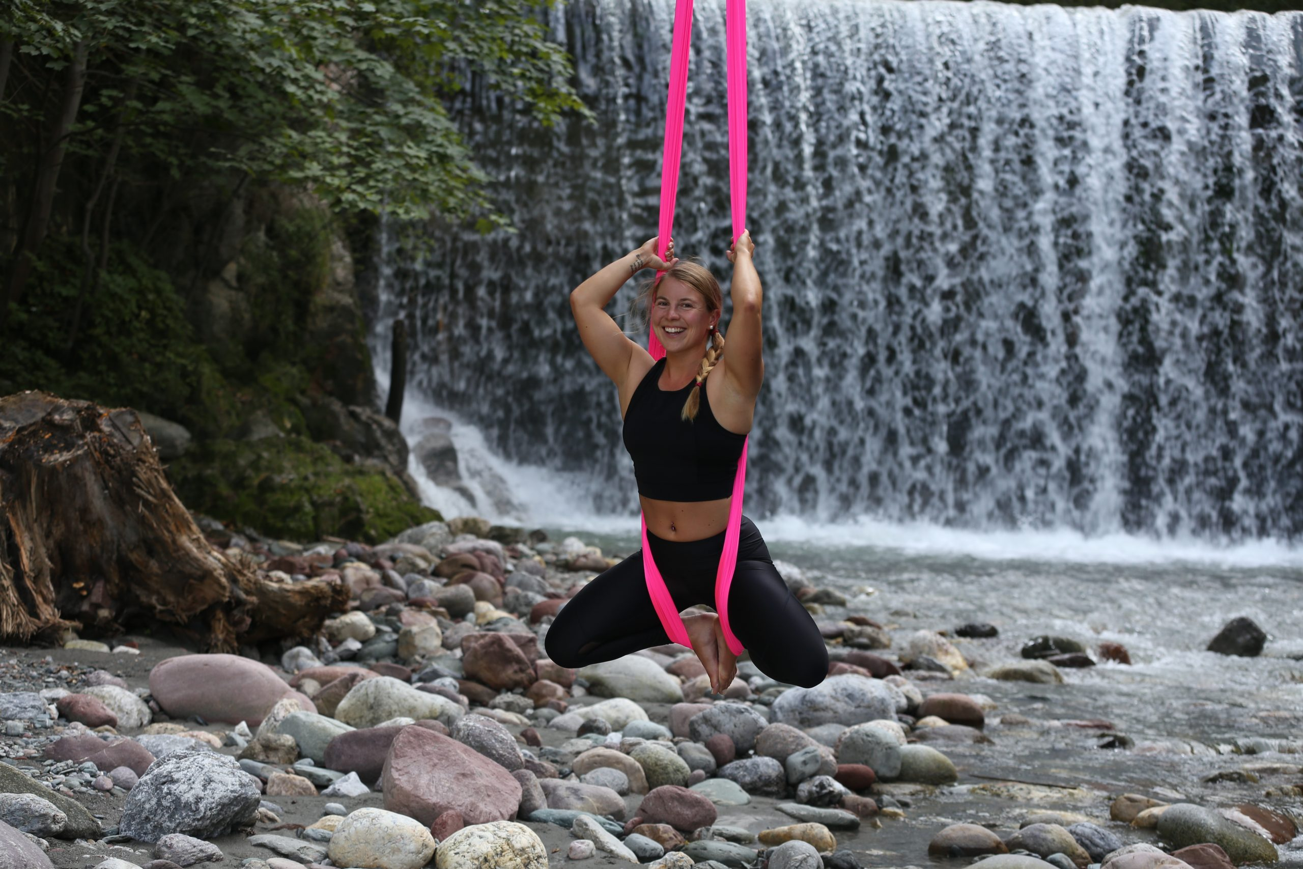 Aerial Yoga Kurs