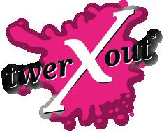 Logo Klecks Twerxout NEU