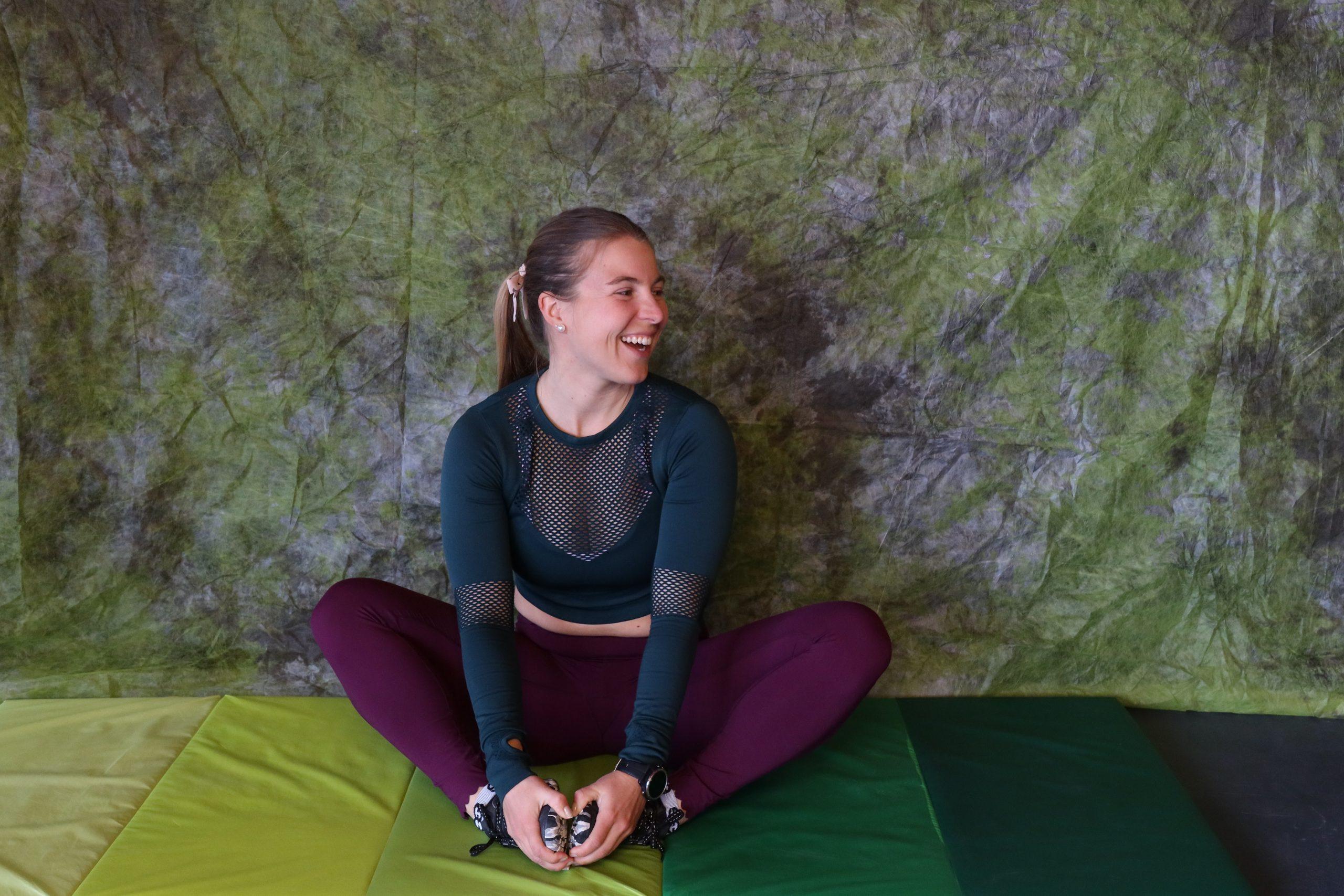 Online Personal Training mit Sarah