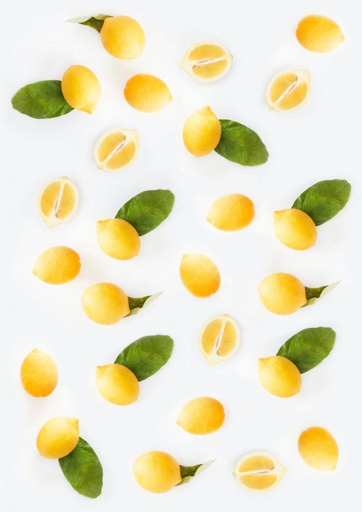 Vitamin C Flatlay
