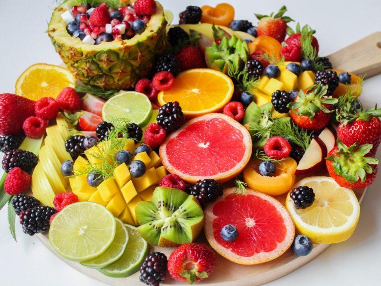Vitamin C Obst