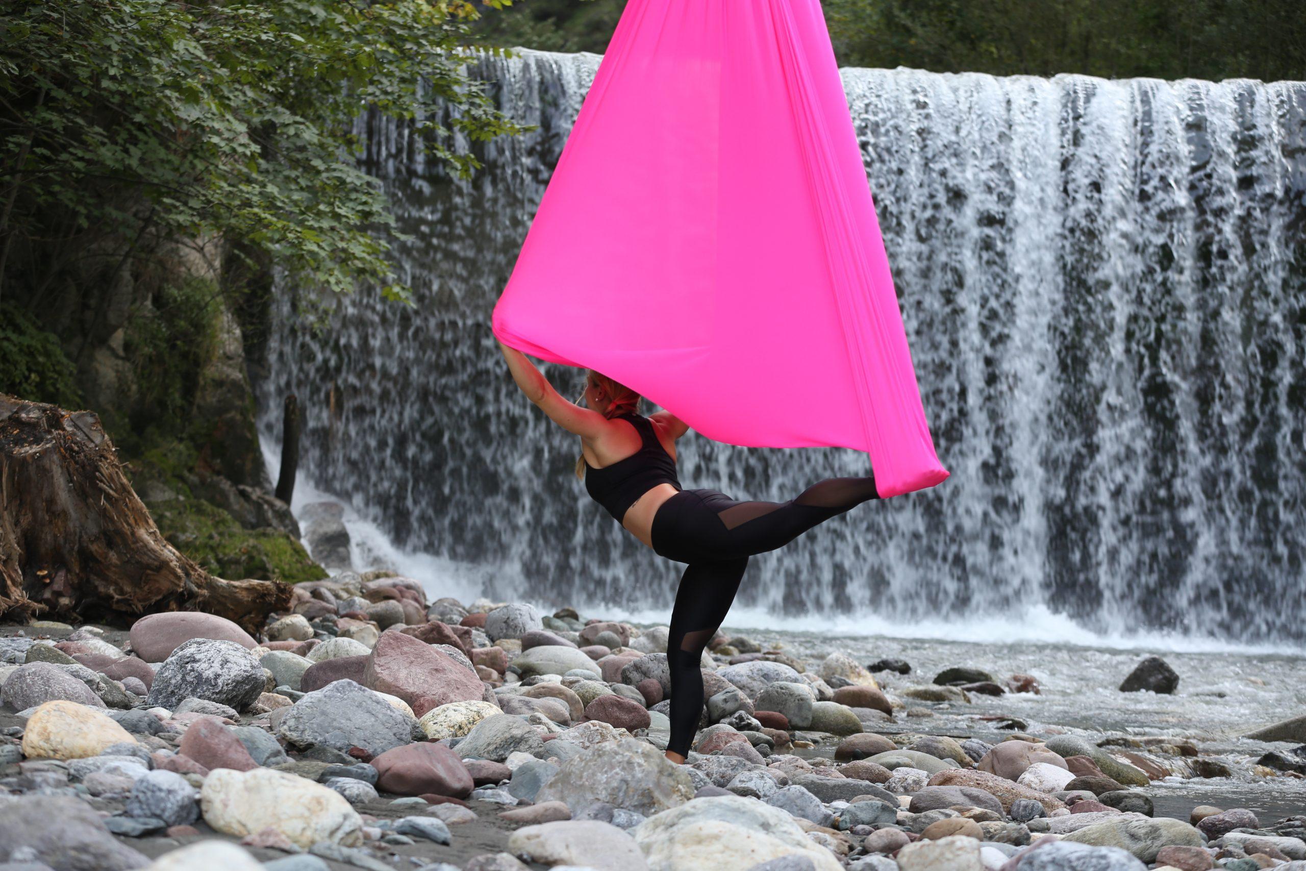 Was ich gerne gewusst hätte, bevor ich mit Aerial Yoga angefangen habe