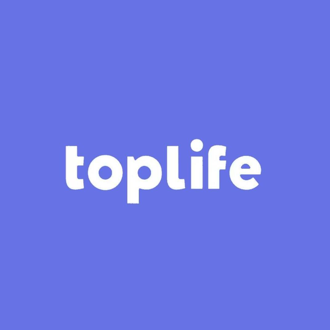 Logo Toplife