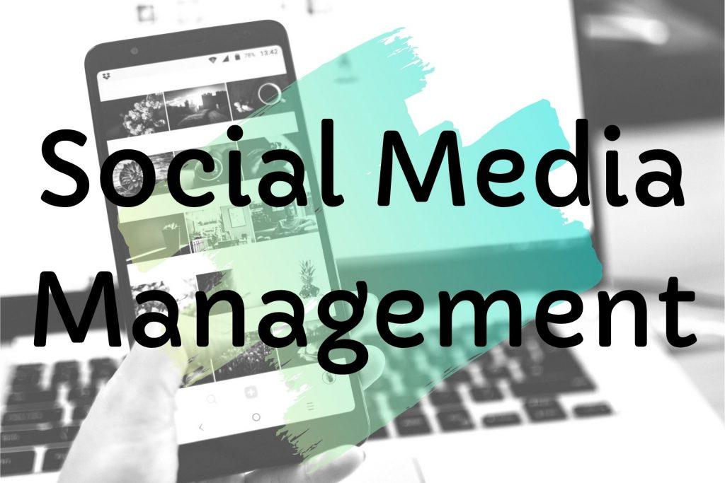 Social Media Management Angebot
